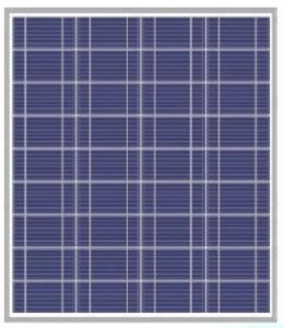 10W Poly Solar Panel (TUV, FCC, IEC, RoHS, ISO)