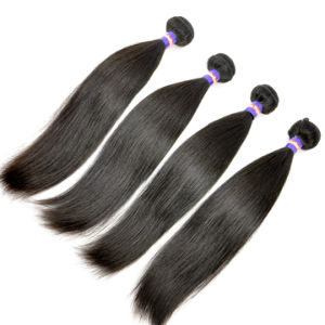 Virgin Brazilian Hair Weave 100% Natural Human Hair Extension Lbh 090 pictures & photos