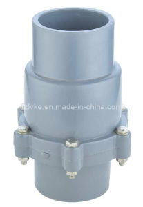 PVC Swing Check Valve (GT247) pictures & photos