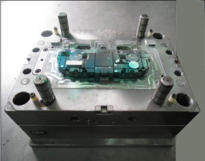 Injection Mould for Electrical Socket pictures & photos