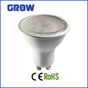 3W/4W PBT GU10 LED Spotlight (GR627) pictures & photos