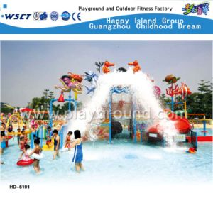 Excited Functional Water House Water Park Slide (M11-04501) pictures & photos
