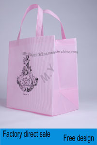 Non-Woven Products Advertising Bags, Coated Bag pictures & photos