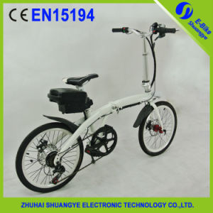 Nice and Lasted Design 20 Inch Electric Bicycle pictures & photos