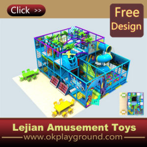 CE Electrical and Galvanized Pipes Indoor Playground (ST1424-1) pictures & photos