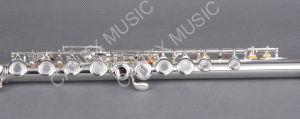 Flute / Nickel Silver Flute / Professional Flute 17 Holes (FL17KE-S) pictures & photos