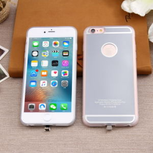 Qi Wireless Receiver Cover for iPhone 6s Plus pictures & photos