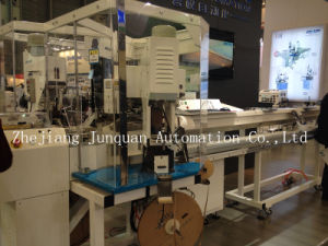 Automatic Terminal Crimping Machine (Two Ends) (JQ-3) pictures & photos
