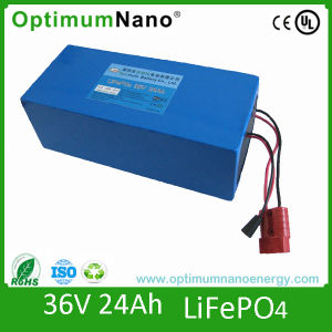 36V 35ah LiFePO4 Battery Pack for E-Motorcycles pictures & photos