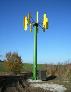5kw H Type Vertical Wind Turbine pictures & photos