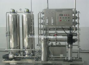 Small RO Water Treatment System for Food and Beverage pictures & photos