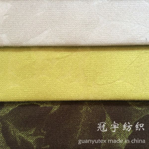 Ultra Soft Terry Fabric for Home Textile Sofa pictures & photos