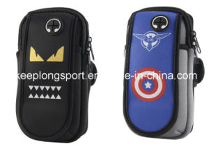 Full Colors Printing Fashion Neoprene Armband Phone Case pictures & photos