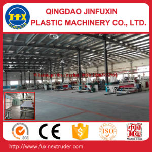 PVC Construction Crust Foam Plate Extrusion Machine pictures & photos