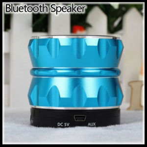 Top Quality Mini Outdoor Bluetooth Speaker Rechargeable Stereo Sound Box pictures & photos