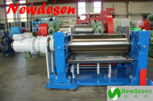 rubber mixing mill pictures & photos