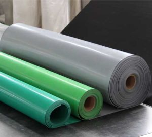 Viton/NBR/SBR/Silicone/SBR Rubber Sheet, Industrial Rubber Sheet pictures & photos