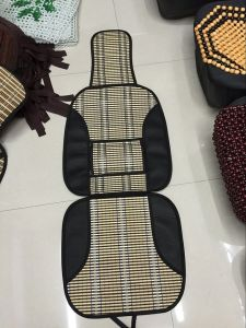 Car Mats Bamboo Seat Cushion Auto Supplies
