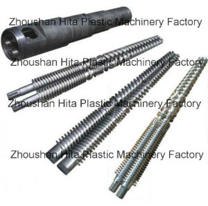 Conical Twin Screw Barrel for Cincinnati 90mm Extruder Machine