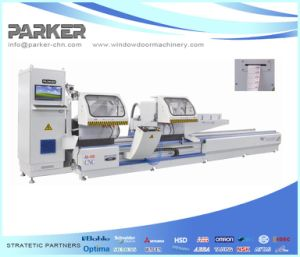 Three Axis Arbitrary Angle CNC Cutting Saw for Aluminum Profile (A8-500) pictures & photos