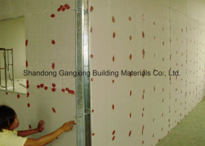 Paper Faced Normal Waterproof Fireproof Drywall Gypsum Board pictures & photos