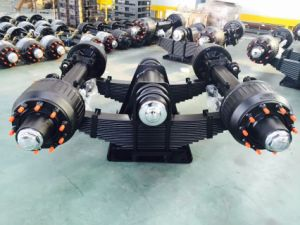 32t Suspension Bogie Assembly for Trailer Popular in Middle East pictures & photos