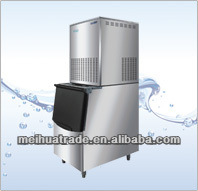 Biobase Ce ISO Certified Stainless Steel Automatic Luxury Ice Maker Lim125 with High-Quality pictures & photos