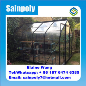 Garden Green Houses Greenhouse for Agriculture pictures & photos