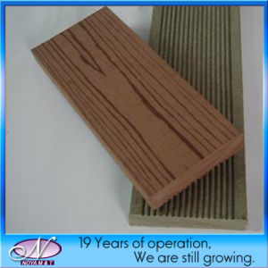 Hotsale Eco-Friendly Outdoor Wood Plastic Composite WPC Decking Flooring pictures & photos
