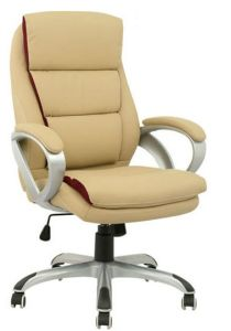 Fancy Elegant Fashionable Office Swivel Chair with Armrest (LDG-1289) pictures & photos