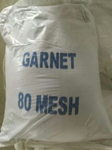 Abrasive Garnet Sand 60/80/100/120# for Waterjet Cutting pictures & photos