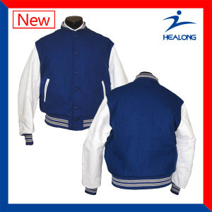 Healong China Cheap Price Apparel Gear Any Logo Men′s Baseball Jackets for Sale pictures & photos