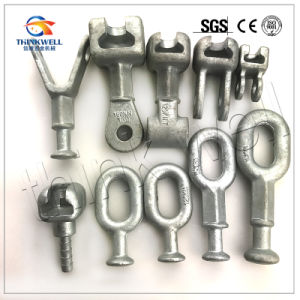 Forged Clevis Socket Eye/ Ball Eye for Electronic Power Fitting pictures & photos