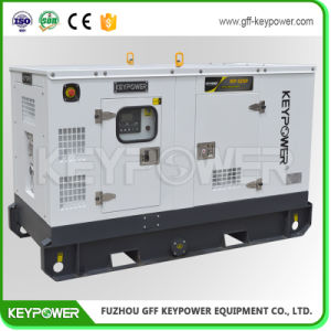 125kVA Prime Power Silent Type Diesel Generator pictures & photos