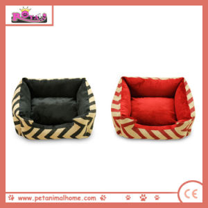Pet Bed in Red and Black pictures & photos