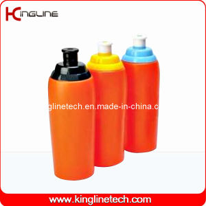 Plastic Sports Water Bottle, Plastic Sports Bottle, 300ml Plastic Drink Bottle (KL-6330) pictures & photos