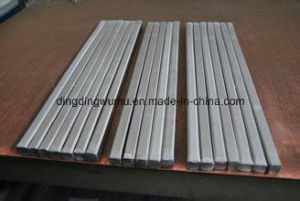 Factory Supply 99.95% Tungsten Bar and Tungsten Rod pictures & photos