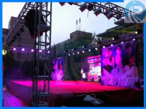 Outdoor Event Aluminium Stage Truss System pictures & photos