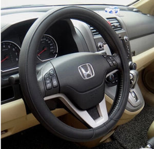 Heating Steering Wheel Cover for Car Zjfs058