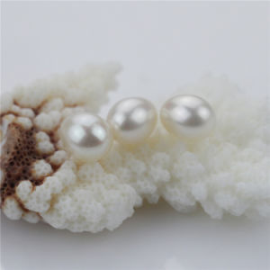 Snh White Fashion Drop Loose Pearls Wholesale pictures & photos