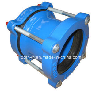 PVC Pipe Universal Couplings, Ductile Iron Universal Couplings pictures & photos