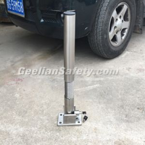 Car Packing Barrier, Retractable Traffic Barrier pictures & photos