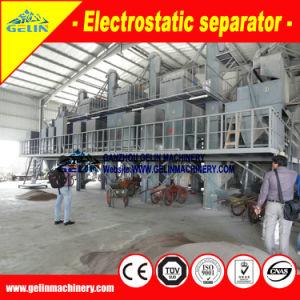 High Voltage Electrostatic Ilmenite Ore Beneficiation Separator Equipment pictures & photos