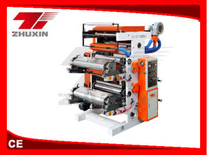Two Color Flexo Printing Machine (YT Series) pictures & photos