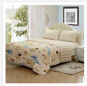 100% Cotton Soft Beautiful Summer Quilt (T143) pictures & photos