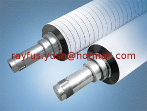 Quick Change Roller Single Facer with Cassette Roller Set pictures & photos