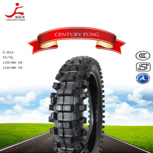 110/90-19high Performance off-Road Motorcycle Tyre with ISO9001 pictures & photos