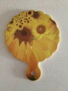 Equisite Flower Pattern Ceramic Trivet Pot Holder pictures & photos