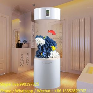 Round Acrylic Fish Tank for Home Decoration pictures & photos