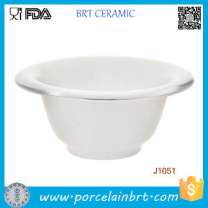 Ceramic Shaving Bowl with Custom Logo Printed pictures & photos